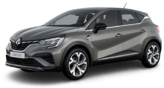 Privat: Renault Captur TCe 140 EDC R.S. Line mit 140PS für 139€ mtl.   LF 0,44