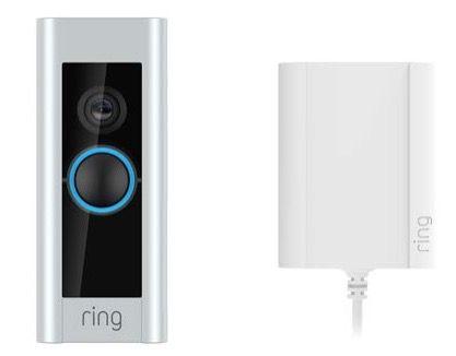 Ring Video Doorbell Pro 1080p mit Netzteil und 1 Monat Ring Protect für 119€ (statt 160€)   nur mit Prime