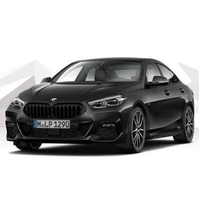 Privat: BMW 220i Gran Coupé M Sport mit 178PS in Saphirschwarz Metallic für 299€ mtl. – LF 0,69