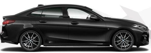 Privat: BMW 220i Gran Coupé M Sport mit 178PS in Saphirschwarz Metallic für 299€ mtl.   LF 0,69