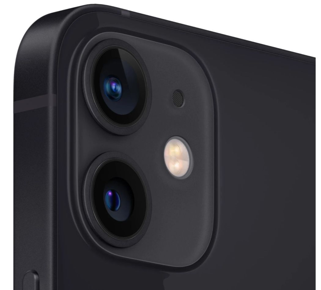 Nur heute: Apple iPhone 12 Mini 64GB in Schwarz für 589€ (statt 661€)