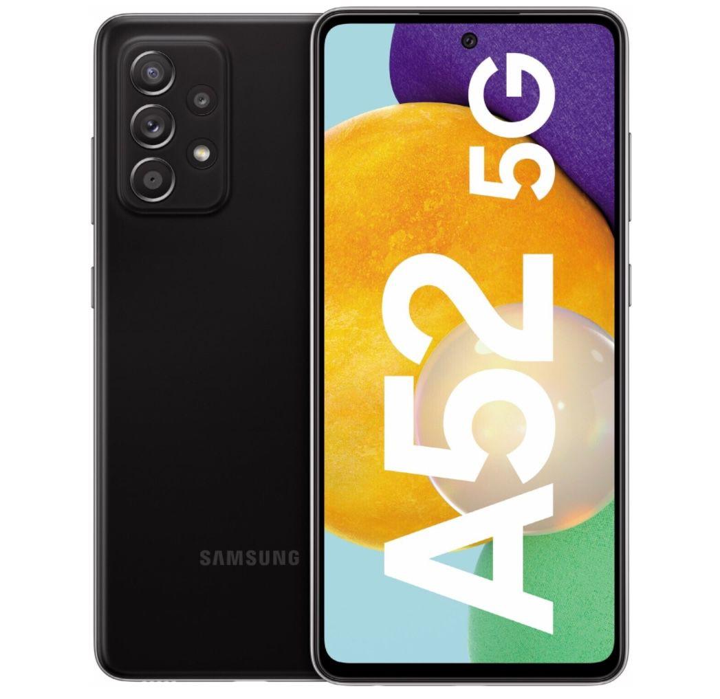 Samsung Galaxy A52 5G mit 256GB für 149€ + o2 Allnet-Flat mit 7GB LTE für 14,99€ mtl.