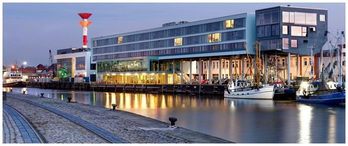 2 ÜN im 4* Best Western Plus Hotel Bremerhaven inkl. Frühstücksbuffet ab 84€ p.P.