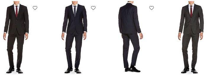 Strellson Sale bei brands4friends   z.B. Anzug aus 100% Schurwolle für 156,89€ (statt 229€)