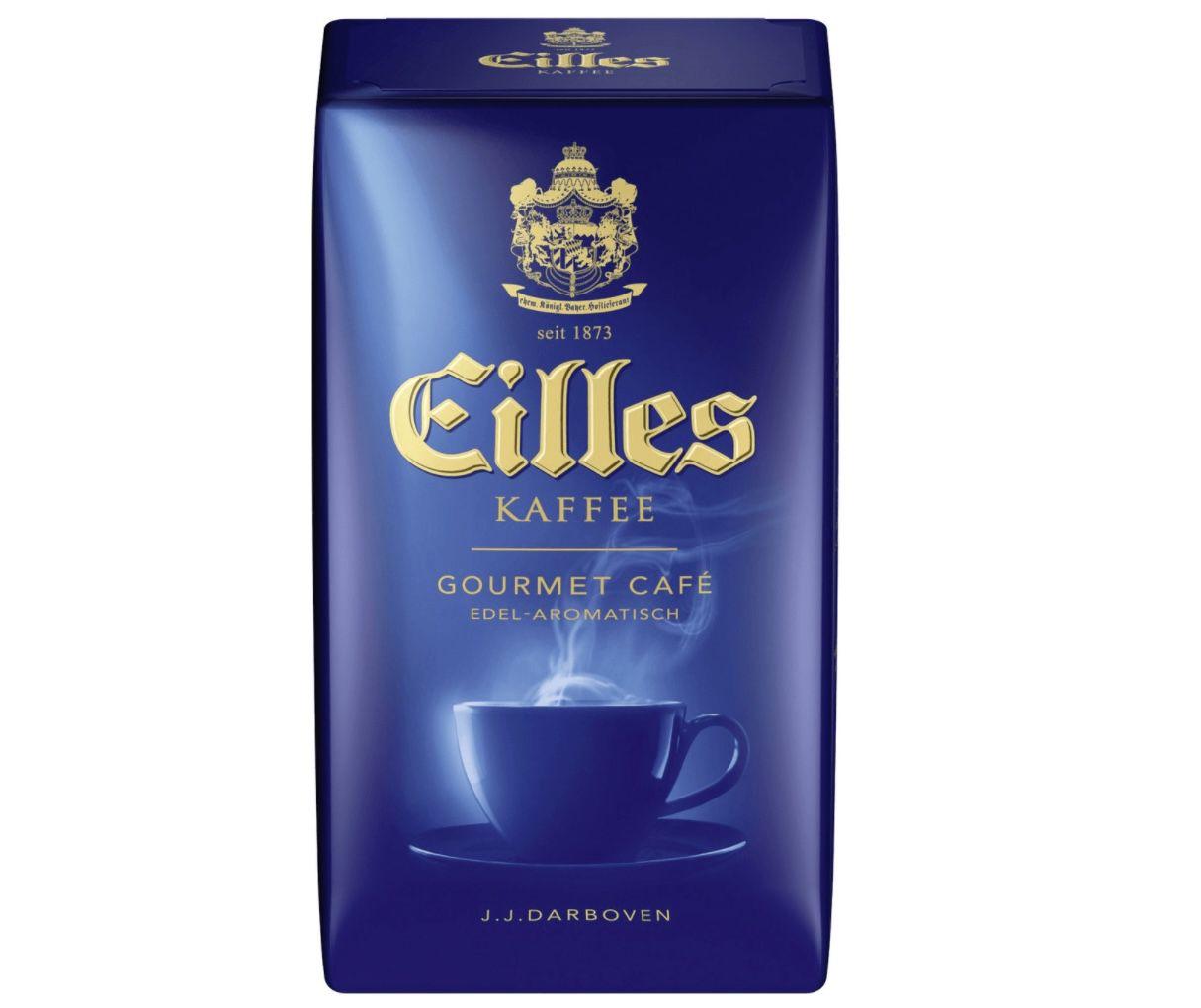 12er Pack Eilles Gourmet Cafe gemahlen (je 500g) für 47,90€ (statt 66€)