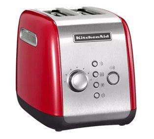 Saturn Weekend XXL Deals – z.B. KitchenAid 5KMT221EER Toaster für 62,99€ (statt 93€)
