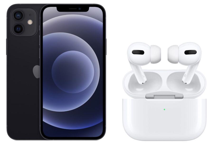 MagentaEins + Young: Apple iPhone 12 + AirPods Pro für 99€ + Telekom Allnet Flat mit 30GB LTE/5G für 39,95€mtl.