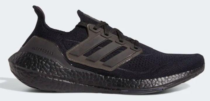 adidas Performance Ultra Boost 21 in Schwarz für 129,99€(statt 180€)
