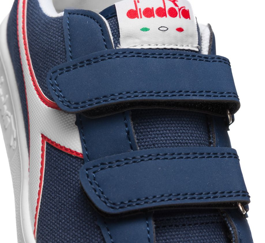 Diadora Game Canvas PS Kleinkinder Sneaker für 21,94€ (statt 30€)