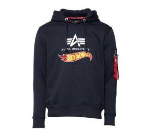 """Alpha Industries """"Hot Wheels"""" Sweatshirt für 47,94€ (statt 80€)"""