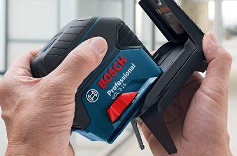 Bosch GCL 2 15 Kreuzlinienlaser inkl. Tasche für 68,99€ (statt 100€)