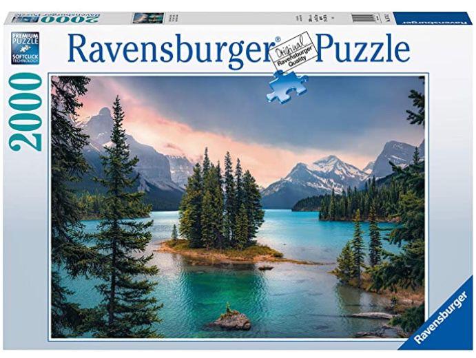 Ravensburger Puzzle Spirit Island Canada für 21,48€ (statt 27€)