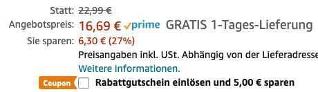 OMORC Grill Abdeckhaube (147x61x122cm) für 11,69€ (statt 17€)   Prime