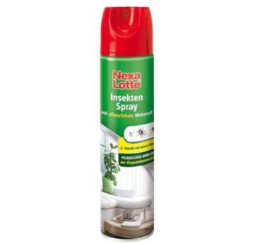 Nexa Lotte Insektenspray 400ml für 1,81€ (statt 5€) – Prime