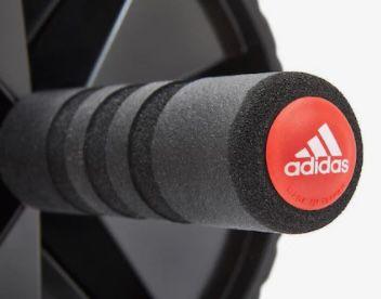 adidas AB Wheel Bauchmuskeltrainer für 9,54€ (statt 22€)