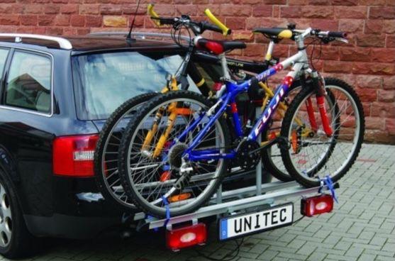 UniTec Atlas Evolution Fahrradträger (Reifenbreite 25   45 mm) für 129,99€ (statt 155€)