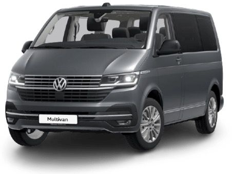 VW Multivan 2,0 TDI mit 150PS BMT Generation SIX für 279€ mtl.   LF 0,51