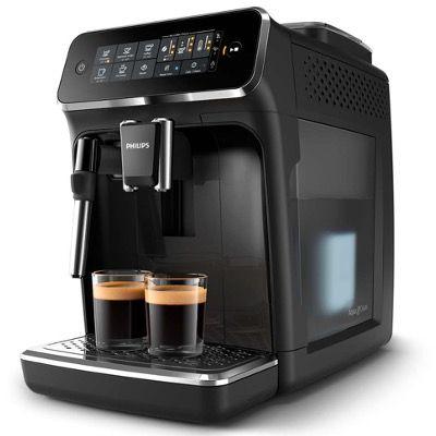 Philips EP3221/40 3200 Kaffeevollautomat mit Milchaufschäumdüse (1,8l, 15 bar, 4 Programme) für 305,99€ (statt 359€)