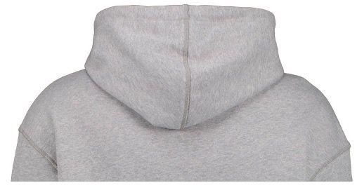 BOSS Herren Sweatshirt Safa RA mit Kapuze in Grau für 81,72€ (statt 125€)