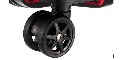 Samsonite Neopulse Spinner XL Koffer 81cm mit 124L in Matte Black für 101,87€ (statt 220€)