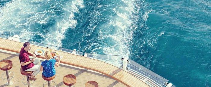TUI MeinSchiff Last Minute: ab Kiel 6 Nächte Schwedische Küste mit MeinSchiff 6 Balkonkabine ab 699€ p.P.