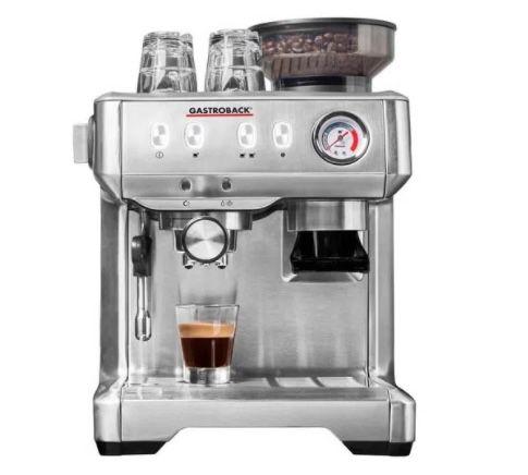 Gastroback Design Espresso Advanced Barista Espressomaschine für 399,99€ (statt 486€)