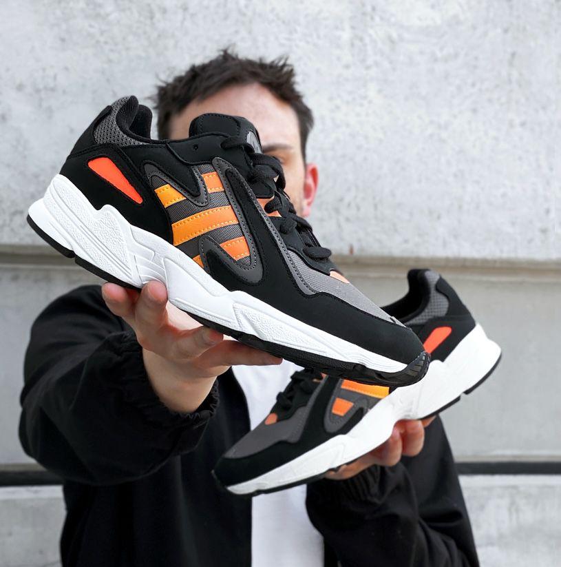 adidas Originals Yung-96 Chasm Herren Sneaker in Solar-Red für 43,94€ (statt 50€)