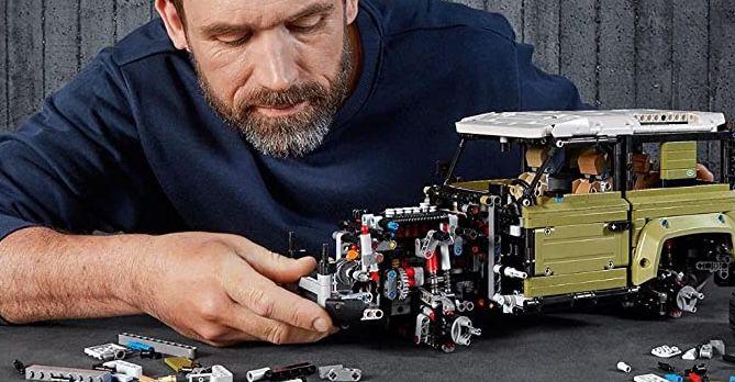 Lego 42110 Land Rover Defender ab 114,09 € (statt 130€)