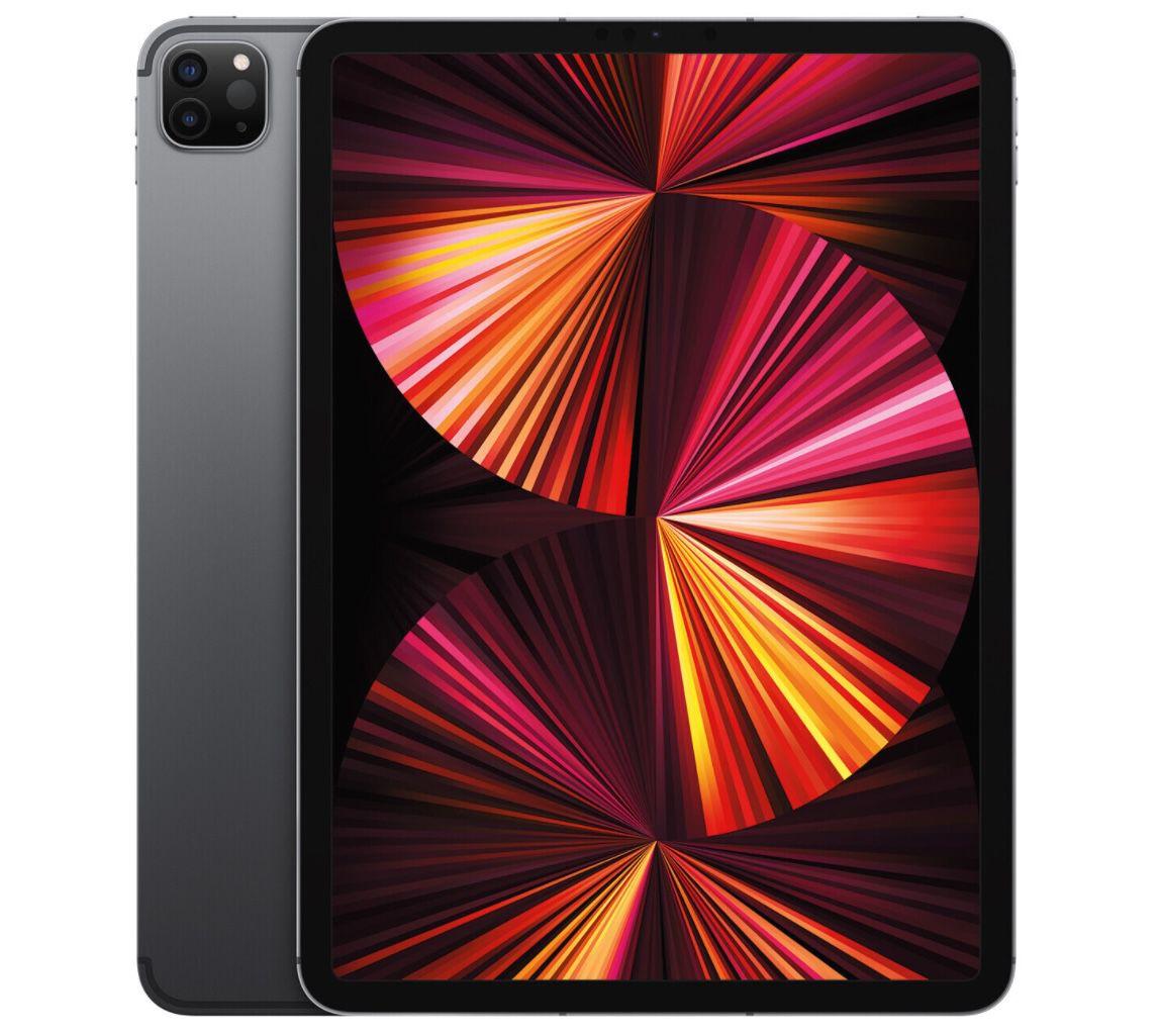 Apple iPad Pro 11″ 5G 2021 mit 256GB für 409€ + Vodafone Allnet-Flat mit 30GB LTE/5G für 37,99€ mtl.