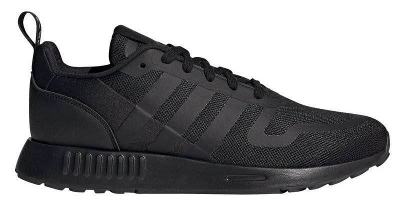 adidas Multix Smooth Runner Sneaker in Schwarz und Weiß für je 49,99€ (statt 63€)