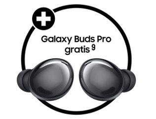 Samsung Galaxy S21 5G mit 128GB + Galaxy Buds Pro für 29€ + O2 Allnet Flat mit 120GB LTE max. für 35,99€ mtl.