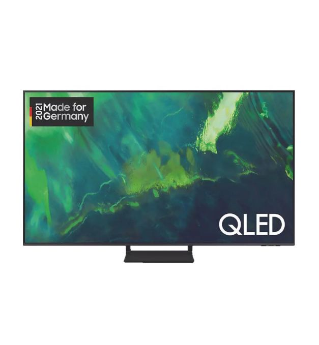 Samsung GQ75Q70A – 75 Zoll QLED UHD Fernseher + Samsung Galaxy A72 Smartphone für 1.928,90€