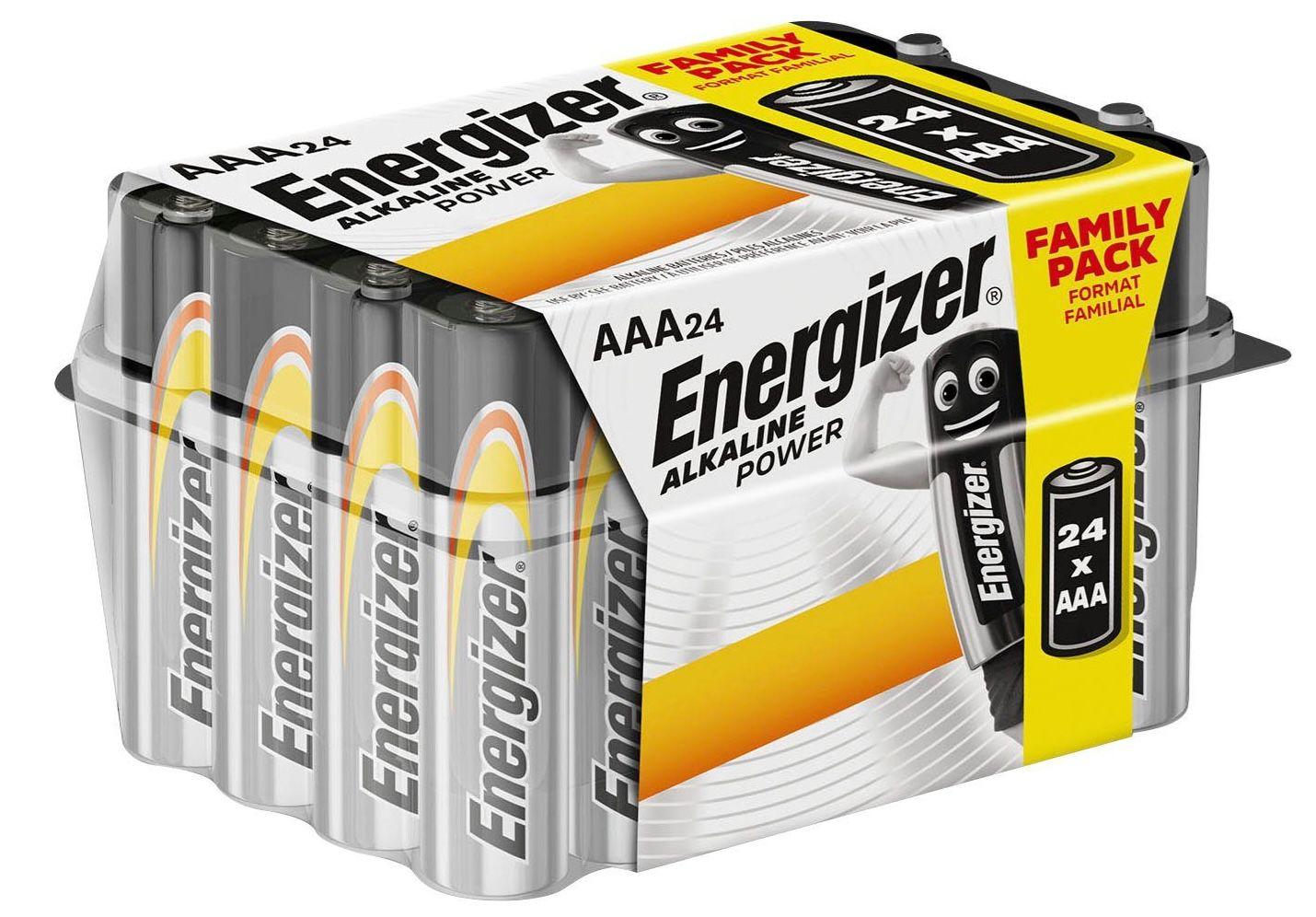 OTTO spendiert 5€ Spar Guthaben   z.B. 24x AAA Energizer Batterien für 1,99€