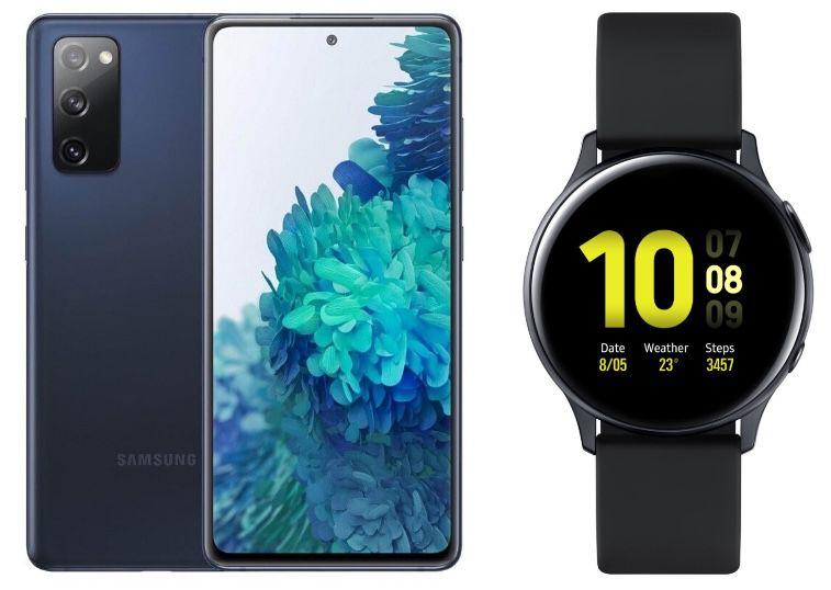 Samsung Galaxy S20 FE mit 256GB + Galaxy Watch Active + Charger für 1€ + o2 Allnet Flat inkl. 60GB LTE für 34,99€ mtl.