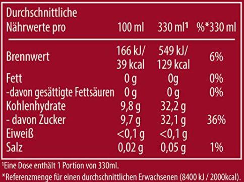 24x Schwip Schwap koffeinhaltiges Cola Erfrischungsgetränk mit Orange für 8,58€ + 6€ Pfand
