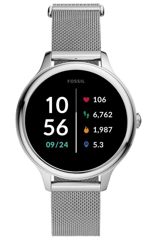 Fossil Sommer Sale bis -50% + 15% Extra (viele günstige Smartwatches)
