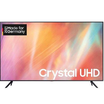 Samsung Crystal UltraHD 4K 55″ Fernseher GU55AU7179UXZG für 495,10€ (statt 562€)