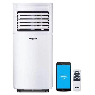 Medion Klimaanlage MD37215 7.000 BTU mit App- und Sprachsteuerung für 249,95€ (statt 288€)