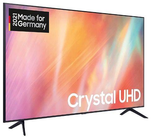 Samsung 85 Crystal Ultra HD 4K Fernseher HDR Q Symphony und Boundless Screen für 1.399€ (statt 1.649€)