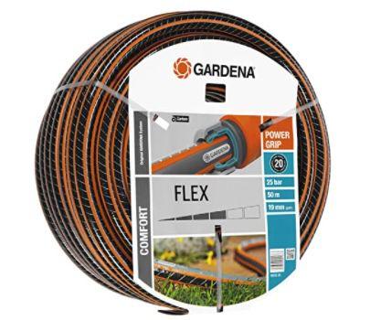 50 Meter Gardena Comfort FLEX Schlauch 19 mm (3/4 Zoll) für 47,68€ (statt 66€) – Prime Day