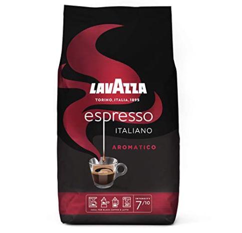 1kg Lavazza Espresso Italiano Aromatico Kaffeebohnen für 8,49€ (statt 13€)