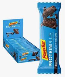 Protein Snacks & Food bei Amazon – z.B. 24x PowerBar Protein Plus Riegel für 18,99€