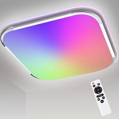 40% Rabatt auf Hengda LED-Deckenleuchten – z.B. 36W RGB für 26,39€ (statt 44€)