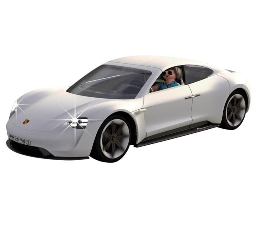 Playmobil Porsche Mission E (70765) mit RC-Modul für 39,99€ (statt 55€)