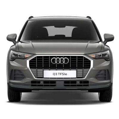 Privat: Audi Q3 45 TFSIe mit 245PS in Ibisweiß für 275€ mtl. – LF 0,65