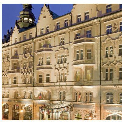 ÜN im 5* Luxushotel Hotel Paris Prague (HC 100%) in der Altstadt inkl. Frühstück ab 88€ p.P.