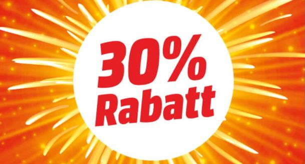 Media Markt Mega Sale bis 30% Rabatt: z.B. Chromecast 4K mit Google TV für 59,49€ (statt 70€)