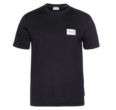 Calvin Klein T-Shirt Turn-Up Logo in Regular Fit für 14,95€ (statt 28€)