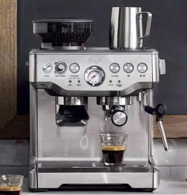 Sage Barista Express Espresso Siebträgermaschine für 440,49€(statt 499€)