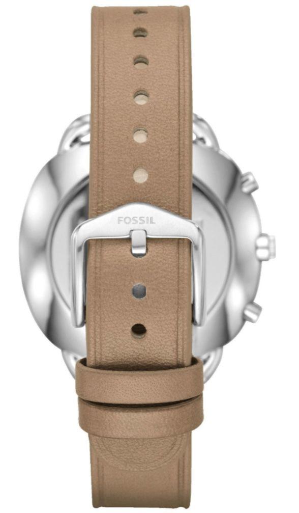 Fossil FTW1200 Damen Hybrid Smartwatch mit Lederarmband für 78,32€ (statt 101€)